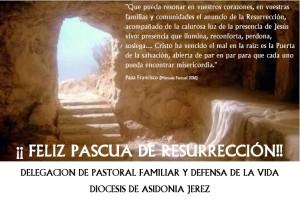 FELICITACION PASCUA RESURRECCION PFyDV