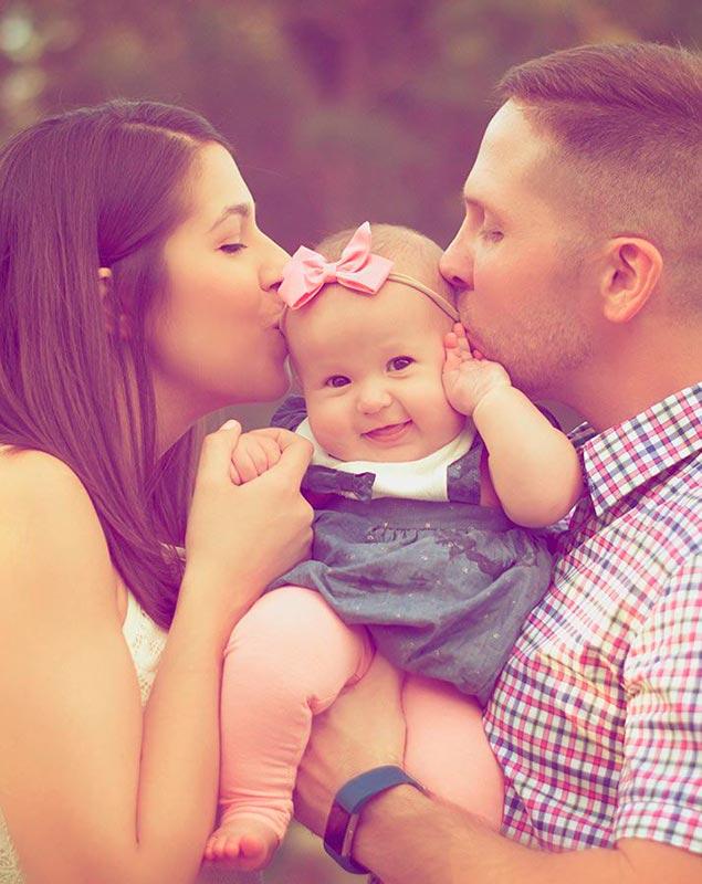 La belleza del matrimonio y la familia